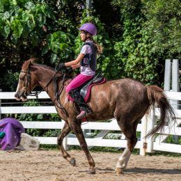 Ridinglesson