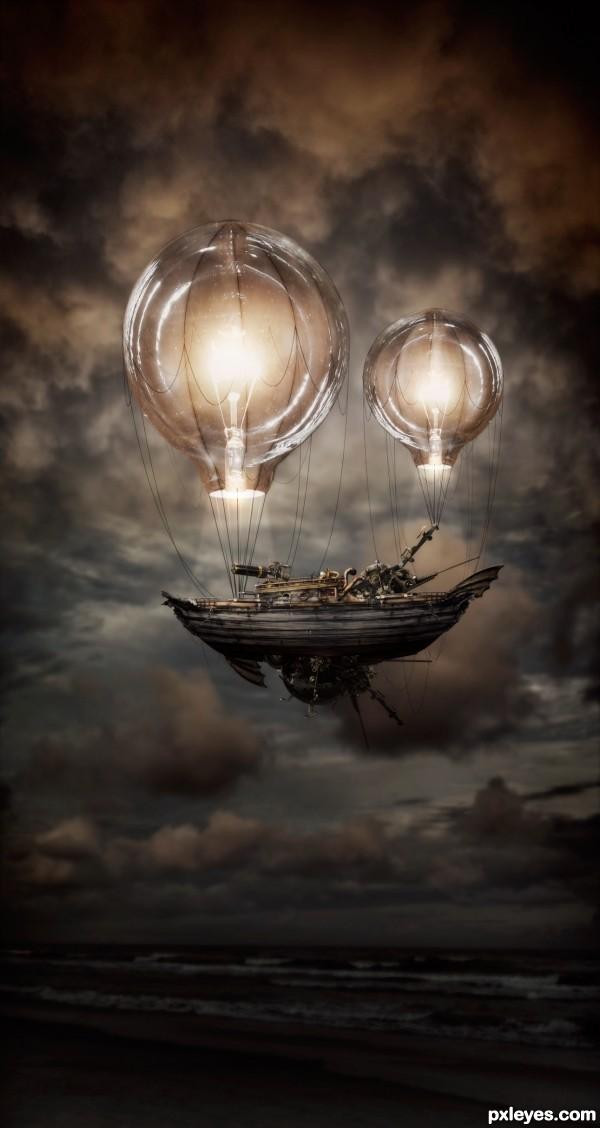 Light Balloons