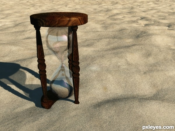 Time is over... eternity