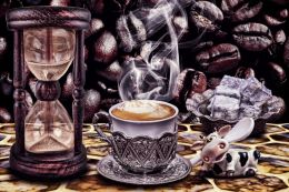 Time for Caffeine