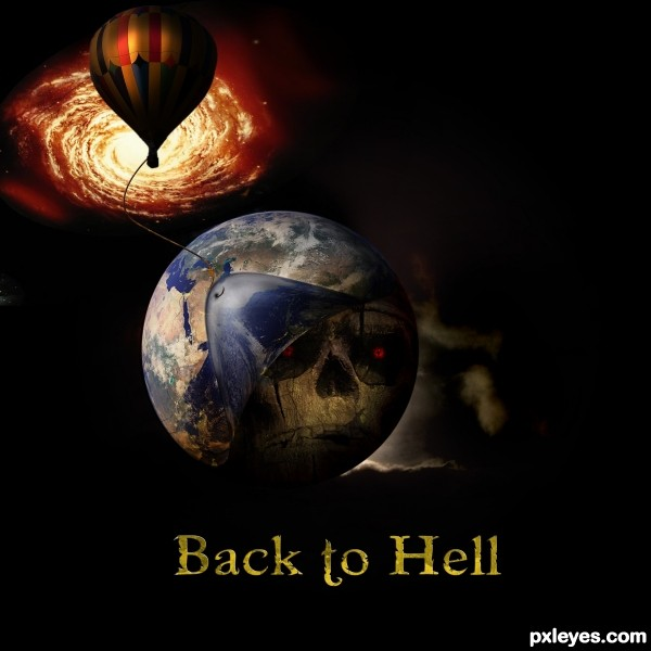 back to hell
