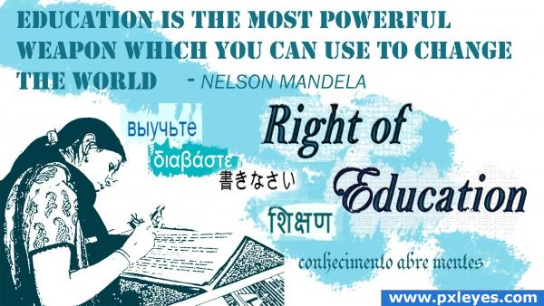 the importance of human rights education essay Advertisements: essay on language and its importance to society language and society from what has been written so far it.