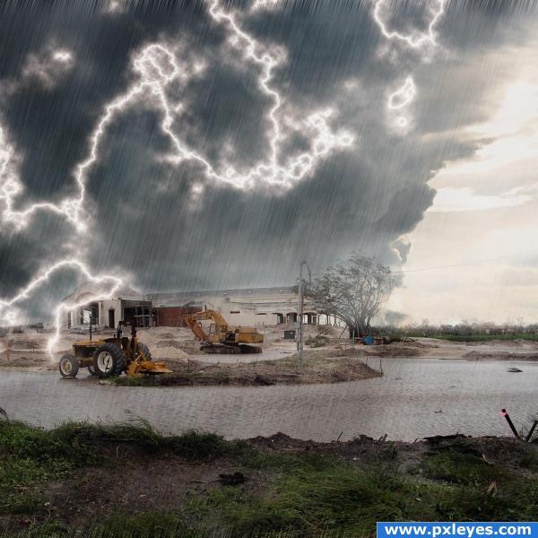 The Storm Worsens