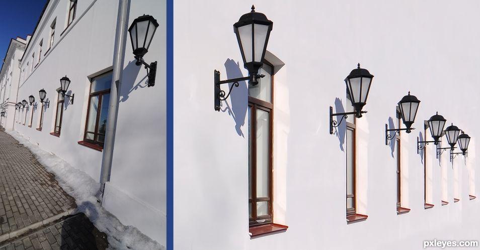 Lanterns & Windows