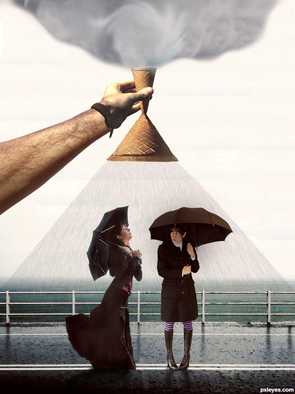 The rain-maker