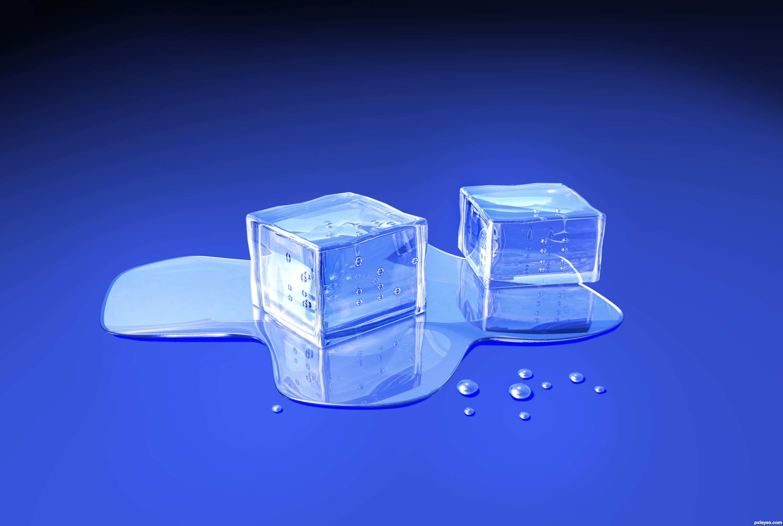 Ice_Cube picture, by 1492design for: ice cube 3D contest ...