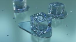 Ice cubes Picture