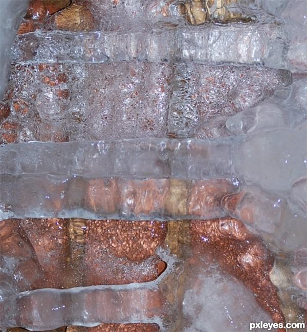 Bricked Ice
