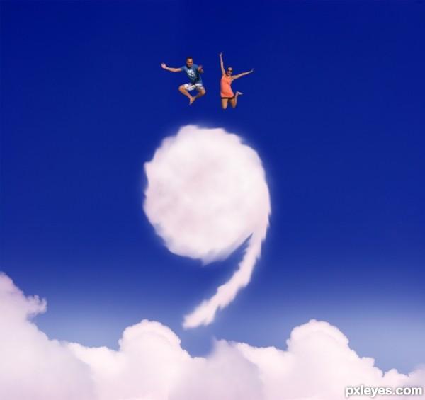 Were on cloud nine...Yupppy!!