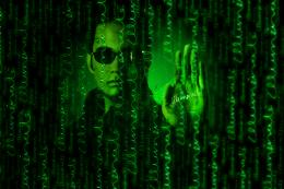 Enter the matrix ! Picture