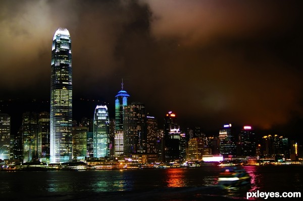 Hong Kong, City of Lights