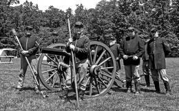 1st PA Lt. Artillery Bttry B