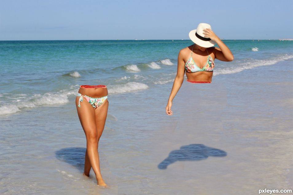 Bikini Split