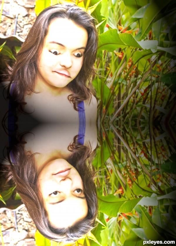 True Beauty (Upside down?)