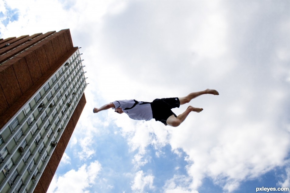 Look, Up in the Sky!