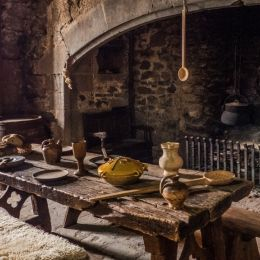Medieval Kitchen Picture By Zizounai For In The