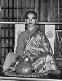 Trainee Buddha