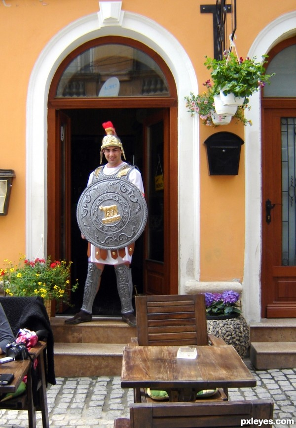 Restaurant Guard