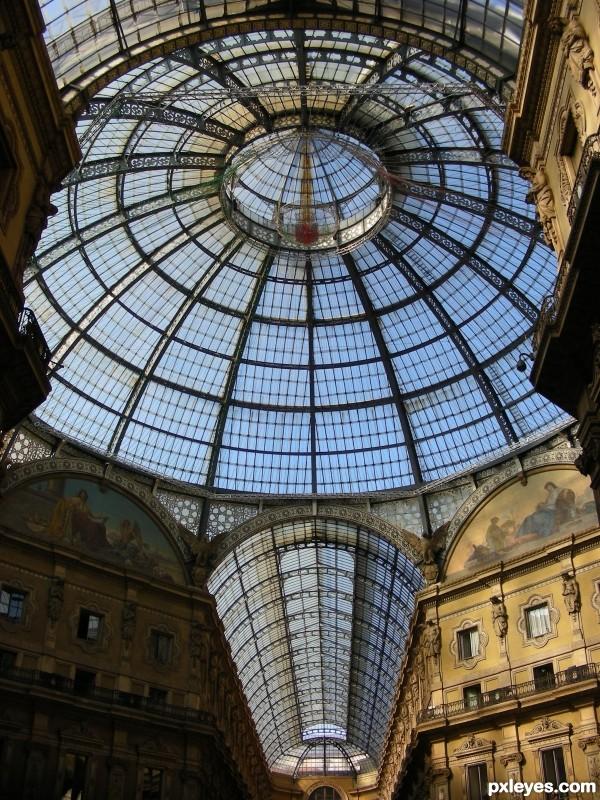 Milan - Gallery Vittorio Emanuele