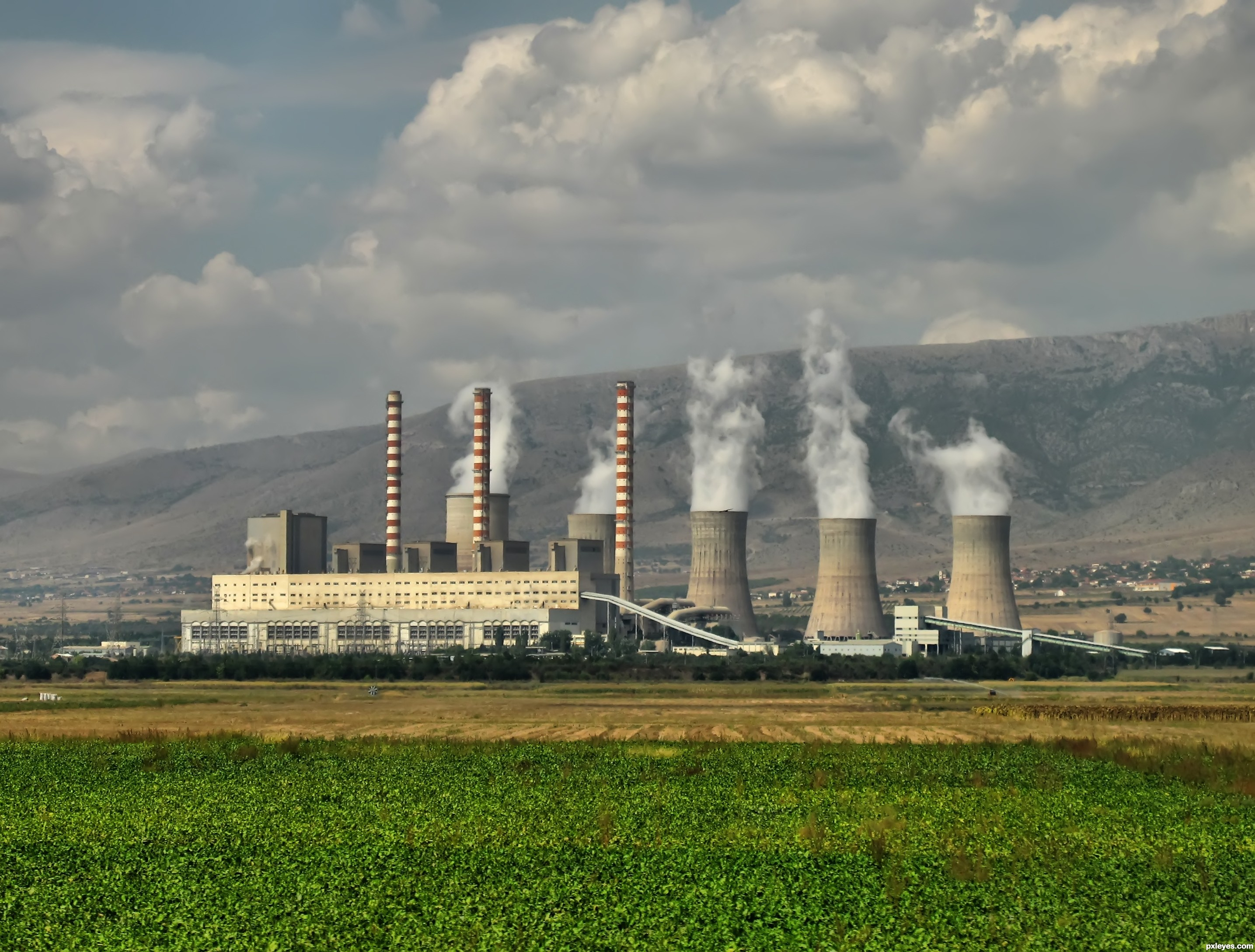 Home Photography Contests Industrial Landscape