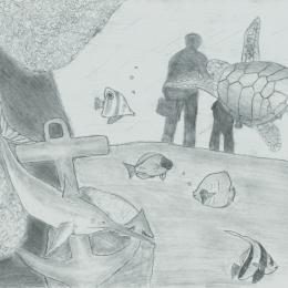 The Unbelievable Aquarium Picture