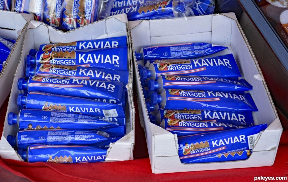 Anyone for Kaviar