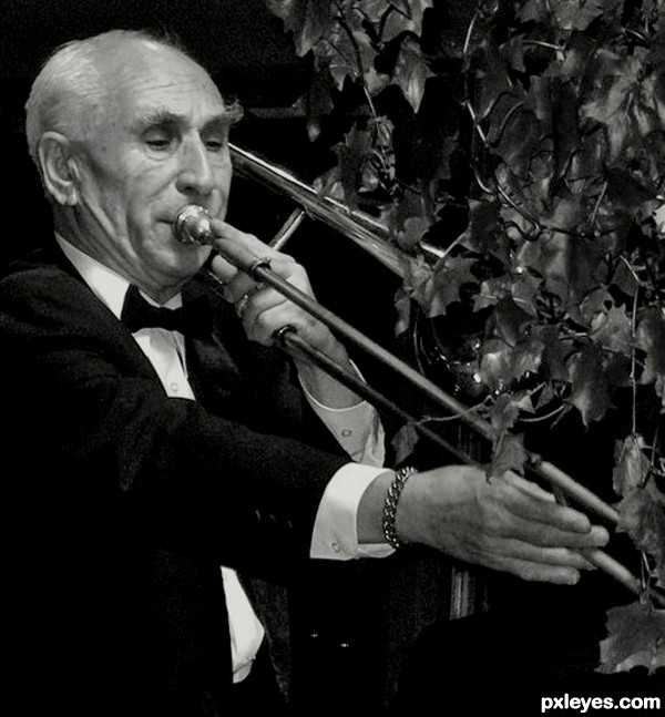 Old Man and the Trombone