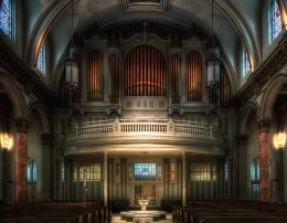 St James Cathedral Pipe Organ