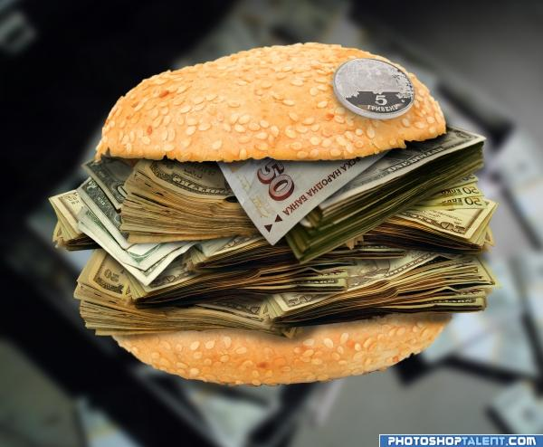 The Money Burger