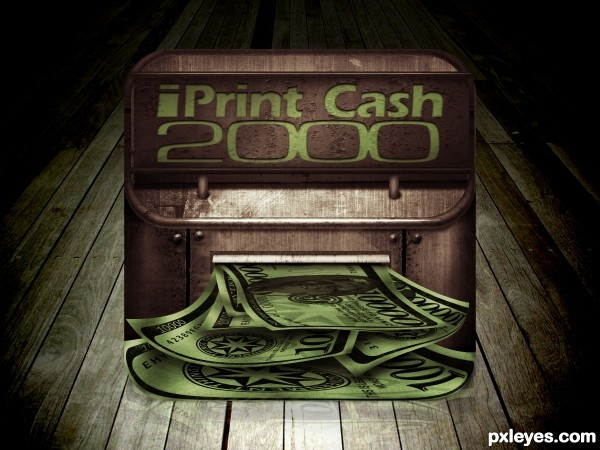 iPrint Cash 2000