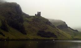 Ruin on the Hillside