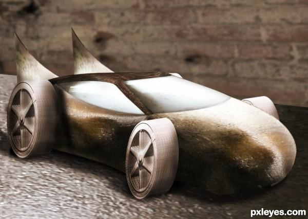 Iron Racer