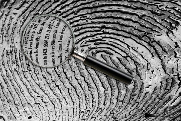 what fingerprints really say