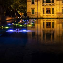 Nightinthecitypark