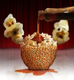 A Popcorn Tragedy Picture
