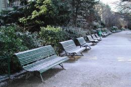 Frozenbenches