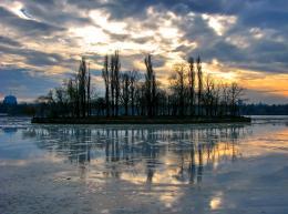 Frozenisland