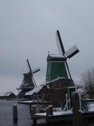 WindmillsofZaanseShanse