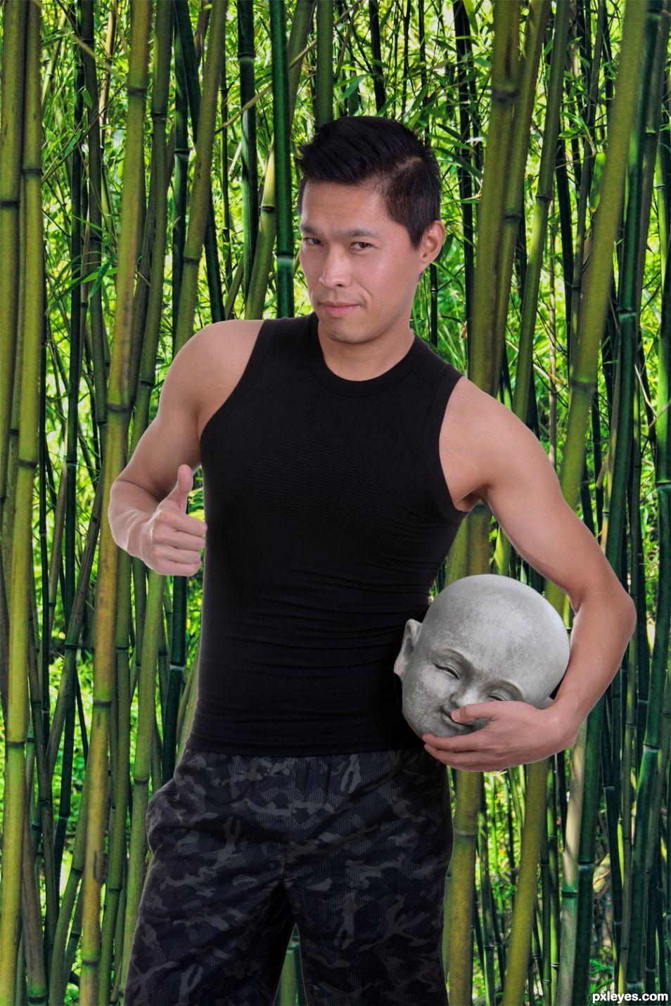 Buddha Ball Bamboo