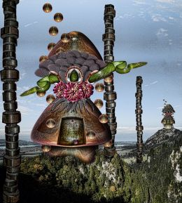 Bosch Tower of the Two Headed Apep