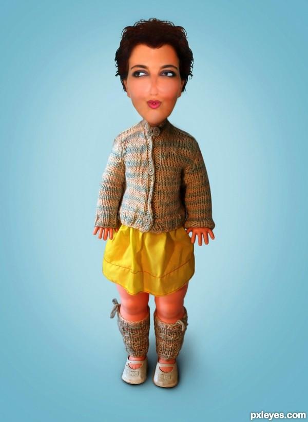 The Jo Doll