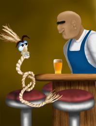 A Frayed Knot Picture