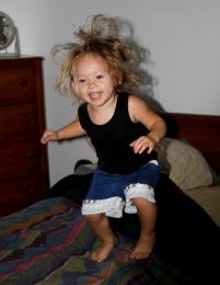 Jumpingonthebed