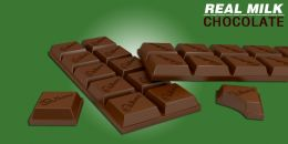 Real Milk CHOCOLATE