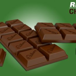 Real Milk CHOCOLATE Picture
