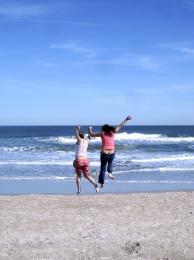 beach jumpers