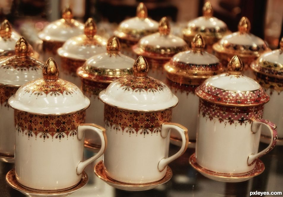 Cups for Tea