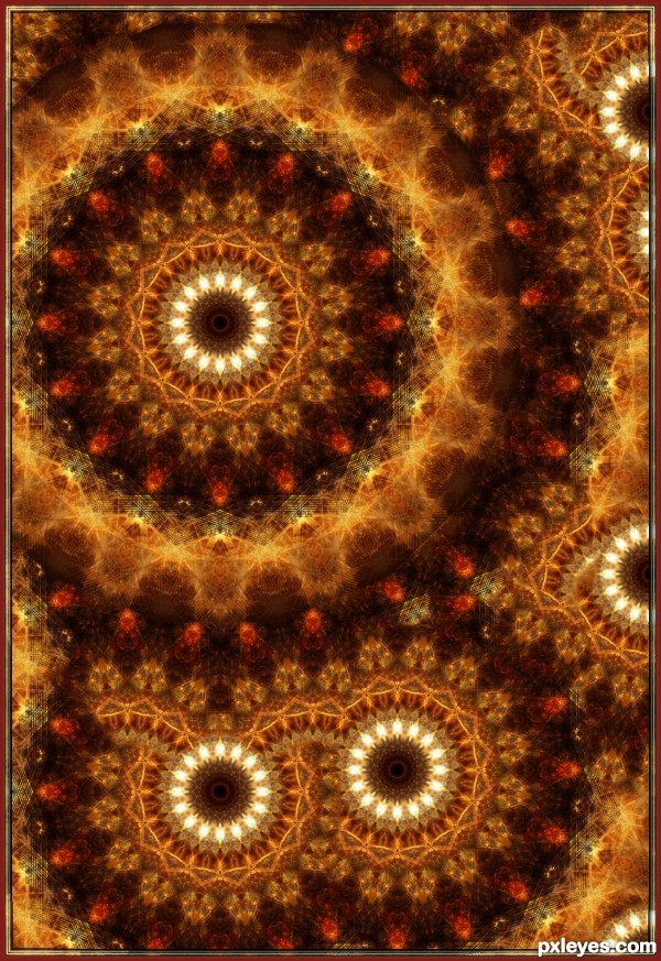Almost a Fractal