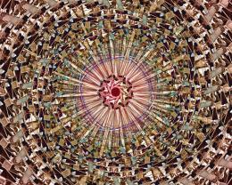 Giant wheel Kaleidoscope