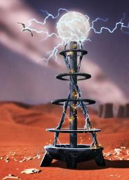 Tesla Coil Picture